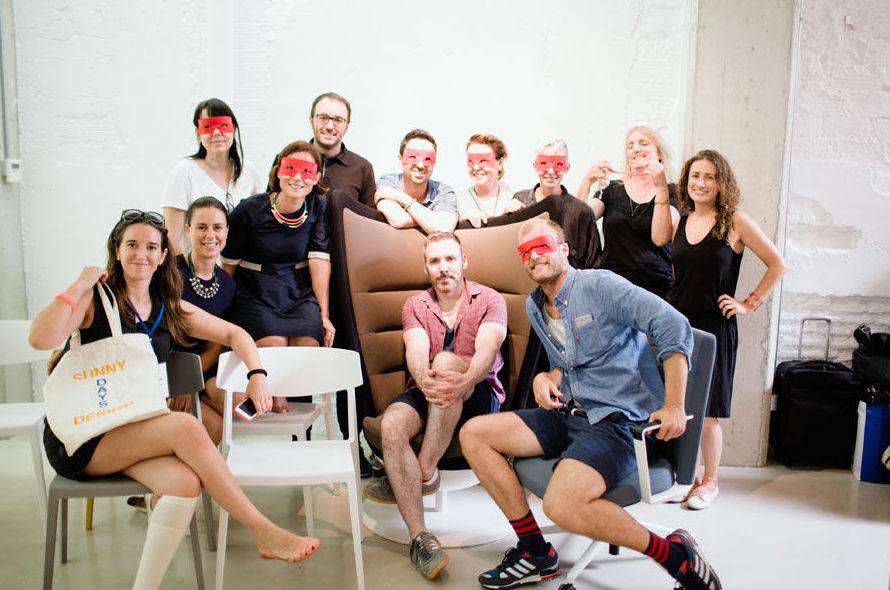 Siete blogueros internacionales nos detallan su oficina ideal en Sunny Design.
